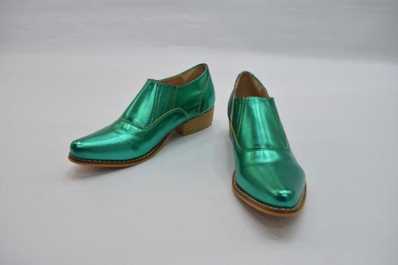 Zapato Estilo Botineta
