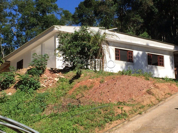 Venda-chacara-5.000m² - Casa De 210m²-cezar De Souza-mogi Das Cruzes - V-1839