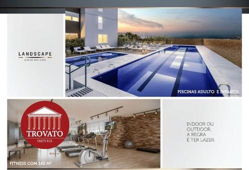 Imagem 1 de 8 de Lindíssimo Apartamento À Venda, 2 Dormitórios,  1 Suíte, 1 Vaga, 75m2,  Lazer Completo, Alto Da Boa Vista, São Paulo, Sp, Zona Sul - Ap01837 - 70076640