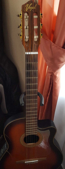 Guitarra Vogel Electroacustica Electroclasica