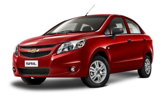 Chevrolet Sail 1.4l Full A/c Vidrios Electricos Año 2016