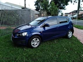 Chevrolet Sonic Lt 2013 Completo - 2013