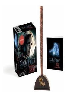Varita De Hermione De Harry Potter Con Adhesivos Edición
