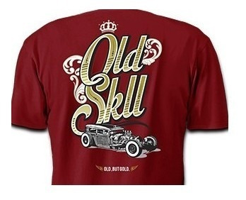 Camiseta Extra Grande Carro - Hot Rod - Xxgg - Skate Surf
