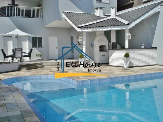 Sobrado Condomínio Swiss Park - Sbcampo - Eli House Imóveis - Creci 26326-j - Ca00128 - 33999125