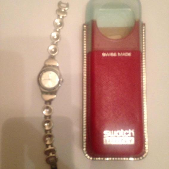 Swatch Relógio Feminino Da Linha Irony