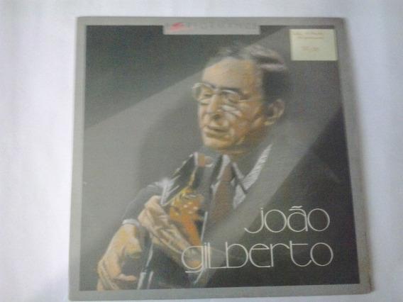 Lp João Gilberto (série Performance) Ótimo