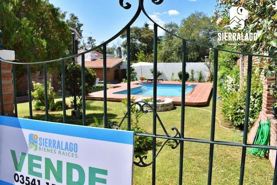 Vendo Tu Casa En El Valle De Punilla De Las Sierras De Córdoba