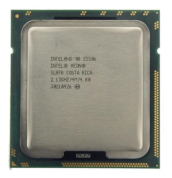Processador Intel Xeon E5506 Quad-core 2.13ghz 4mb Cache