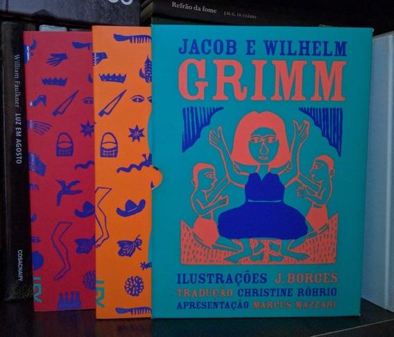 Contos Maravilhosos, Infantis E Domésticos - Irmãos Grimm