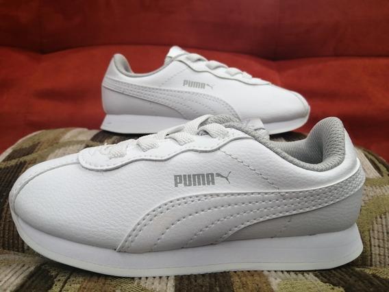 Tenis Casuales Puma Turin 2 De Bebe.