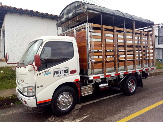Hino Dutro 2015 4006 Cc 2000kg