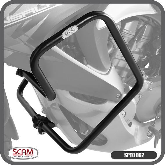 Protetor Motor Carenagem Transalp700 2011-2014 Spto062 Scam