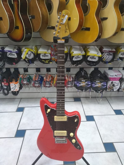 Guitarra Woodstock Fiesta Red Tw-61 Tw61 Tw 61 Tagima Outlet
