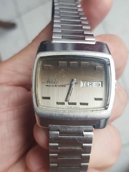 Relógio Mido Multi Star 9509 Automático
