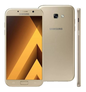 Samsung Galaxy A7 2017 4g 32gb 16mp Usado Leia O Anúncio