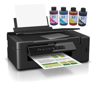 Impresora Multifunción Epson L3150 Tinta Foto Ocp Ex L4150