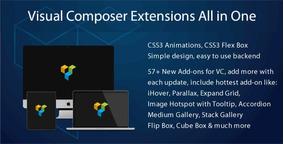 Visual Composer All In One V3.4.8.2 - Wordpress Plugin