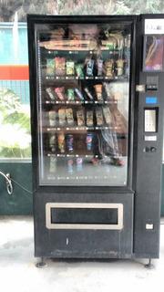 Máquina De Venda Automática De Snacks - Vending Machine