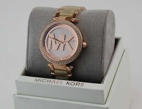 Relógio Feminino Michael Kors Novo Na Caixa