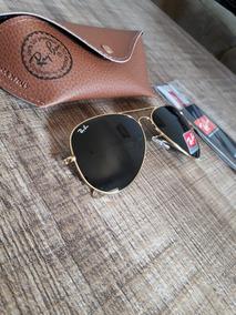 39663daca Ray Ban Bl Aviator Original Anos 80 De Sol - Óculos no Mercado Livre ...