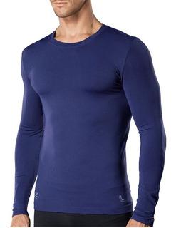 Camisa Térmica Lupo Manga Longa Proteção Uv +50 - 70632 Full