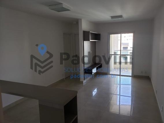 Apartamento Para Aluguel, 2 Dormitórios, Residencial Premiatto - Bauru - 510