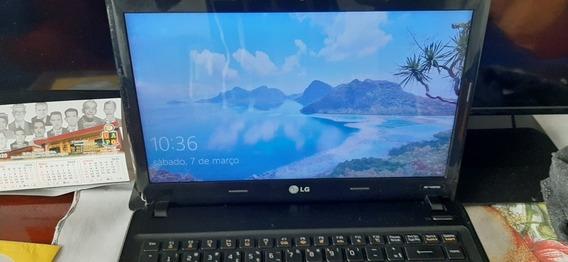 Notebook LG - Lgs43