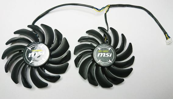Dual Fan Placa De Video Msi Gtx 1060/1070/1080 Armor