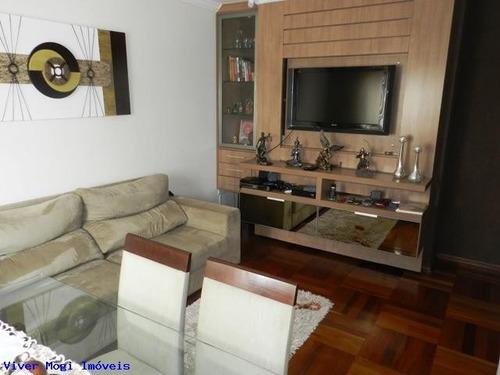 Imagem 1 de 10 de Apto Mogi Das Cruzes Vila Suissa 3 Dormitorios 2 Vagas - Ap00275 - 3252315