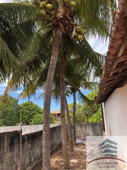 Casa De Praia A Venda Em Jacumã
