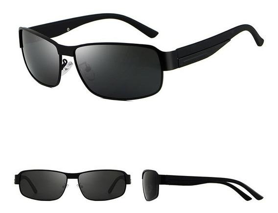 Óculos De Sol Masculino Lente Polarizada Original Lançamento