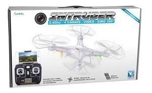 Intruder - Drone Com Camera Real Time