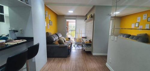 Apartamento À Venda, 83 M² Por R$ 639.900,00 - Jardim Flor Da Montanha - Guarulhos/sp - Ap15692
