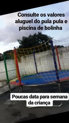 Aluguel Pula Pula E Piscina De Bolinhas