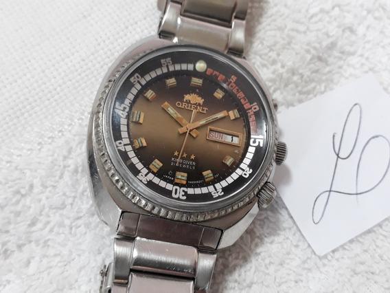 Relógio Orient Kd, O Cebolão Automático (ddo)!