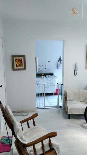 Imagem 1 de 14 de Apartamento Térreo E Mobiliado - Ap3287