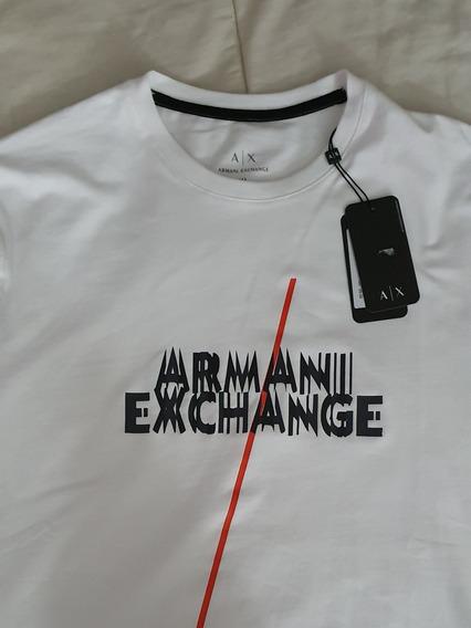 Camiseta Armani Exchange (a/x) Original Con Etiquetas