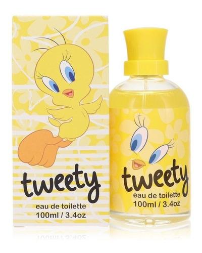 Imagen 1 de 1 de Perfume Niños Tweety Edt 100ml Original Made In Usa