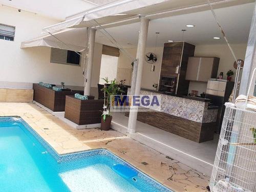 Casa Com 3 Dormitórios À Venda, 250 M² Por R$ 582.990,00 - Vila Valle - Sumaré/sp - Ca2187