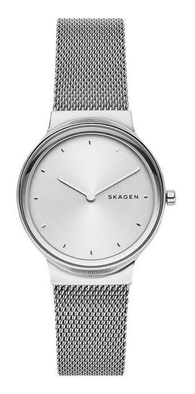 Relógio Skagen Feminino Freja Prata - Skw2705/1kn