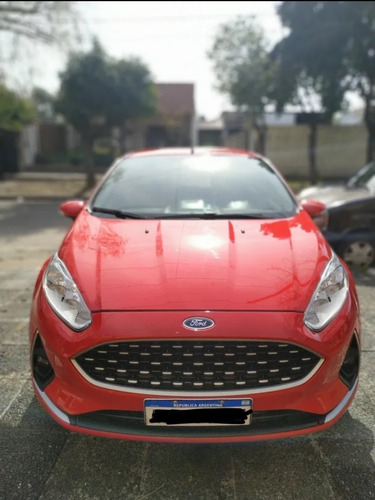 Ford Fiesta Kinectic Design Se
