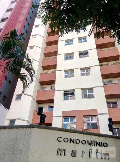 Apartamento Com 1 Dormitório À Venda Ou Locação, 40 M² - Botafogo - Campinas/sp - Ap6422