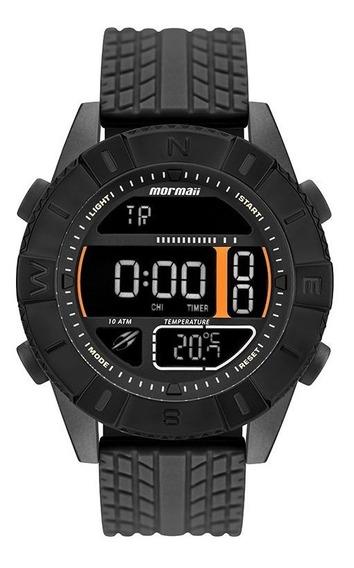 Relógio Mormaii Mo5334aa8p Preto