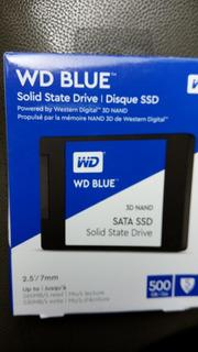Ssd 500 Gb Western Digital
