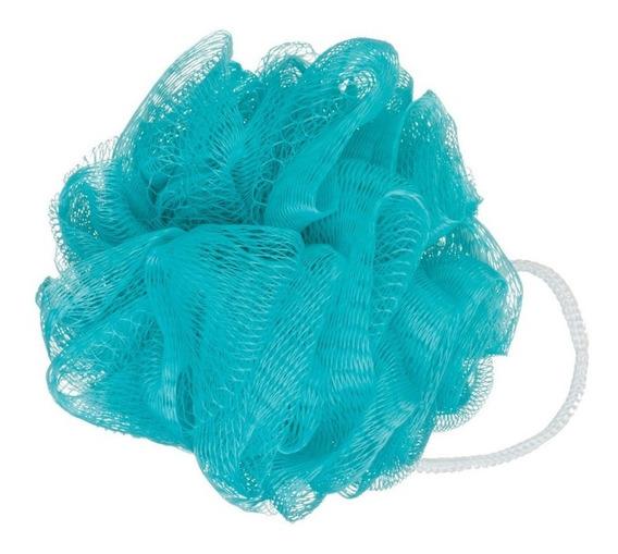 Kit C/3 Esponjas De Banho Grande Belliz Azul E Rosa