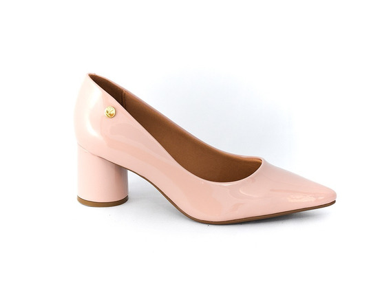 Sapato Vizzano 1279.100 Verniz Premium Rosa Islen Calçados