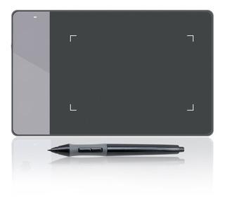 Tableta Gráfica Digital Huion 420 Negra Tipo Wacom Osu!