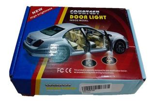 Luces De Logos Para Puertas De Carro Proyector Led Toyota.
