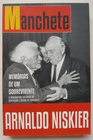 Memórias De Um Sobrevivente Arnaldo Niskier